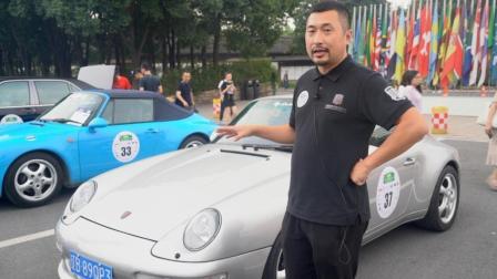 都曾征服过全球车迷的心! 韩业广谈经典车