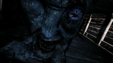 《凶宅惊魂》01恐怖深入攻略解说-玩我呢黑老妇