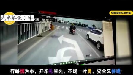 红绿灯路口, 货车撞上救护车, 这个责任谁承担!