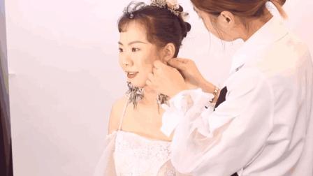结婚当天新娘化妆步骤 新娘妆画法教程