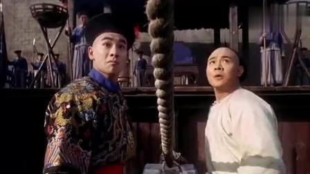 李连杰和赵文卓, 两大功夫巨星首次银幕对决