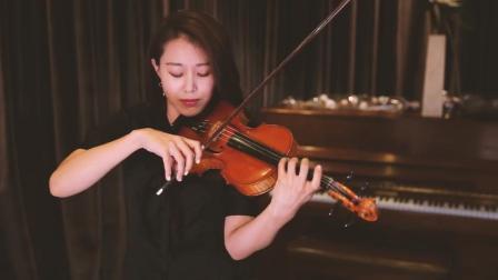 小姐姐的小提琴拉的太棒了, 比琴声更好的是小姐姐的气质!