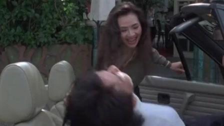 情圣: 美女一眼看穿星爷心思, 星爷直呼太聪明以后还怎么骗她?