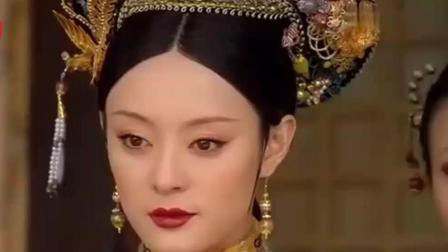 《甄嬛传》大结局时, 甄嬛训诫青樱, 这时谁注意到富察皇后的眼神