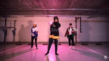 TOPKING可爱爆帅的家豪老师编舞《urbandance》