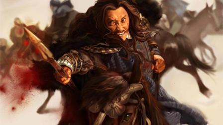 此人神勇有力, 单挑无人是其对手, 就算是吕布都要靠边站