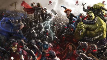 X战警中的杀手哨兵, 对上漫威宇宙中的奥创军团, 究竟谁能更胜一筹