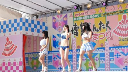 日本偶像泳衣时装秀, 都是漂亮的小姐姐