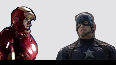 复仇者联盟发生了内战, 钢铁侠的团队为什么打不过美队为首的超级英雄, 网友: 没有下狠手