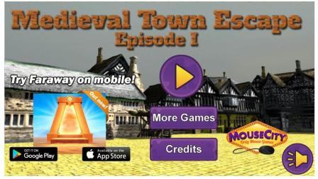 4399游戏-中世纪城镇越狱2