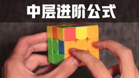 【鸟杰魔方】中层进阶公式(4)