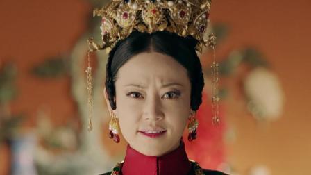一幅宫训图, 牵扯出贵妃对皇后多年的不满, 难怪人人都想做皇后