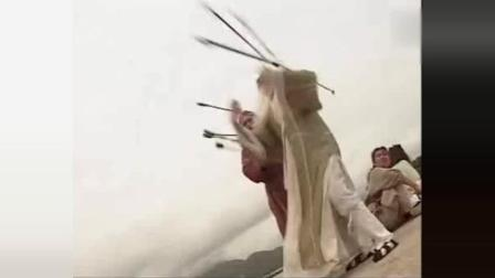 《倚天屠龙记》张三丰八次出手, 最后一次接近神的力量