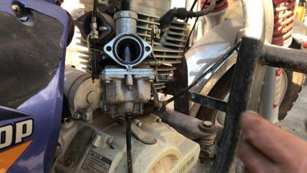 摩托车化油器内部腐蚀, 不能正常发动, 教你清洗一下可以继续使用