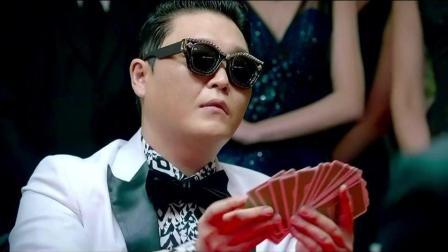 澳门风云3: 鸟叔这样调戏赌神, 打牌还想赢? 这输的都要气哭了吧