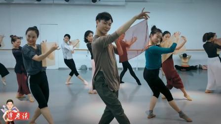 中老年跳舞开软度小技巧, 学会了这3点, 舞姿变得更柔美