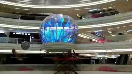 金合光电LED球形屏