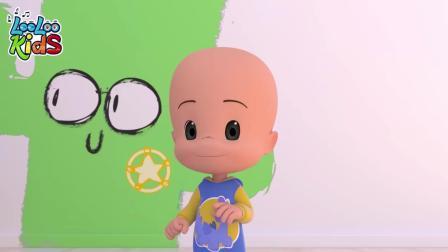 Finger Family -儿童动画英文儿歌幼儿教育系列