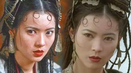 """蓝洁瑛去世, """"靓绝五台山""""的她曾这么美"""