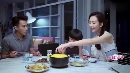 妻子端上一盘菜, 丈夫说孩子还在呢, 网友表示不懂啥意思