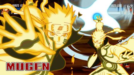 【Z】动漫终极之战: 漩涡鸣人-九喇嘛模式-火影忍者