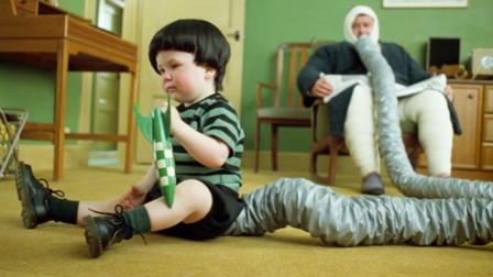 """小男孩一出生就有一种""""超能力"""", 但这种能力, 让周围的人很绝望"""