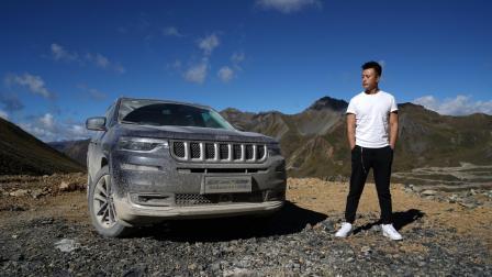 自驾进藏车被砸 环中国第一段遭遇险情!