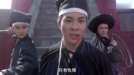 林青霞: 两个女人看你救哪个 李连杰我要救三个, 还有你