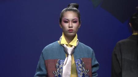 中国国际时装周2019SS——荣昌夏布·张义超