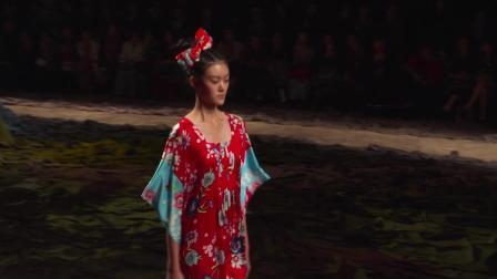 中国国际时装周2019SS——GROUND SHOW