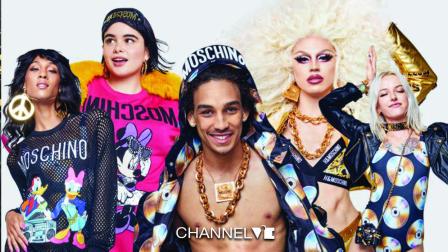 时尚界年度联名 H&MOSCHINO