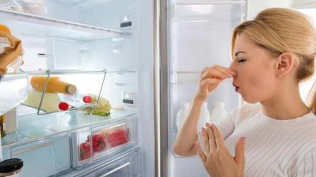 冰箱一打开有臭味怎么办? 教你一招, 轻松除冰箱异味, 简单效果好