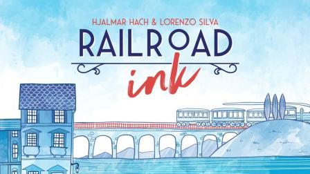 Railroad 桌游预告片