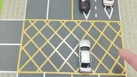在网格线上停车超过多长时间会受到罚款和扣分?