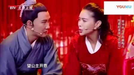 小品黄梅戏—女驸马—杨树林—主演