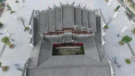 电视剧《将夜》书院拍摄地竟然在贵州的这地方, 原来早已盛名远扬, 一根柱子竟然24吨重