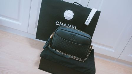 CHANEL 包包 ❥ 香奈儿相机包 ❥ 我的包包里有什么