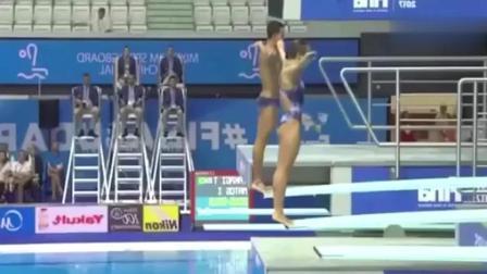 那些用灵魂来搞笑的跳水国家队! 连教练都怀疑人生了!