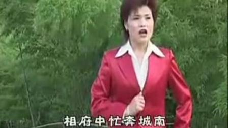秦腔选段_哭坟_商芳会演唱_高清视频欣赏