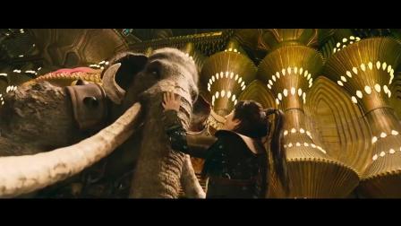 小象被寒冰掌打死了, 很无辜