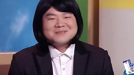 《周六夜现场》的舞台上 岳云鹏模仿小S热舞 蔡康永自戳双眼!