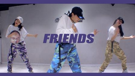 龙酷街舞导师双双舞蹈成品展示-Friends