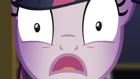 [MLP] 惊恐的紫色小马-spook