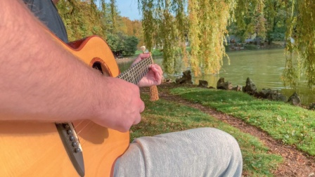 Alan Gogoll 《Melody 4》 吉他指弹 / Fingerstyle演奏 | aNueNue彩虹人