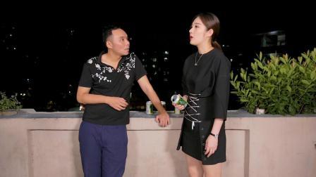 吵架被老婆赶出家门的他, 偶遇了同样孤独的邻居美女!
