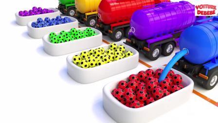 小汽车儿童动画英文儿歌幼儿教育系列(十六)小火车