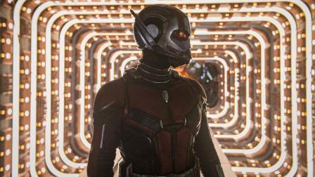 蚁人2: 蚁人被困在量子领域出不来, 网友说钢铁侠可以救他出来