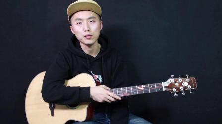 亚伯拉罕星语心愿1.0面单板吉他音色评测试听 蔡宁 靠谱吉他乐器