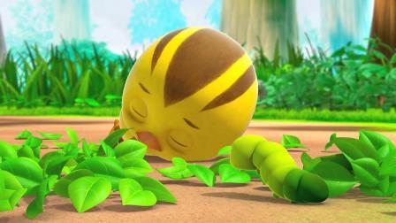 《萌鸡小队》小麦奇照顾小宝宝, 小麦奇: 照顾宝宝真的不容易