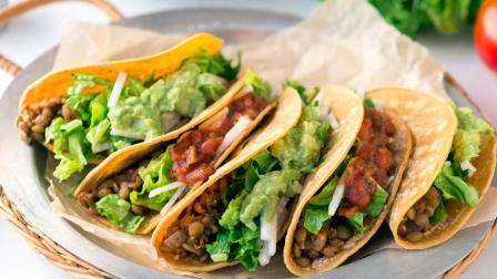英国猎人教你做墨西哥风味塔克! 只不过这次用的是鹿心肉! 吃货们了解一下